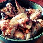 Курица в сметанно-горчичном маринаде