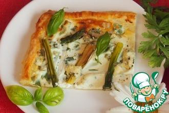 Рецепт: Летний пирог в итальянском стиле
