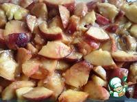 Хрустящие летние фрукты ингредиенты