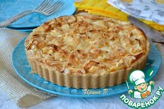 Рецепт: Баварский яблочный торт