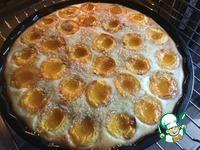 Пирог с абрикосами ингредиенты