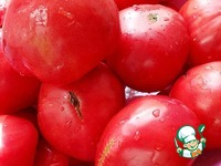 Универсальный томатный соус Сацебели ингредиенты