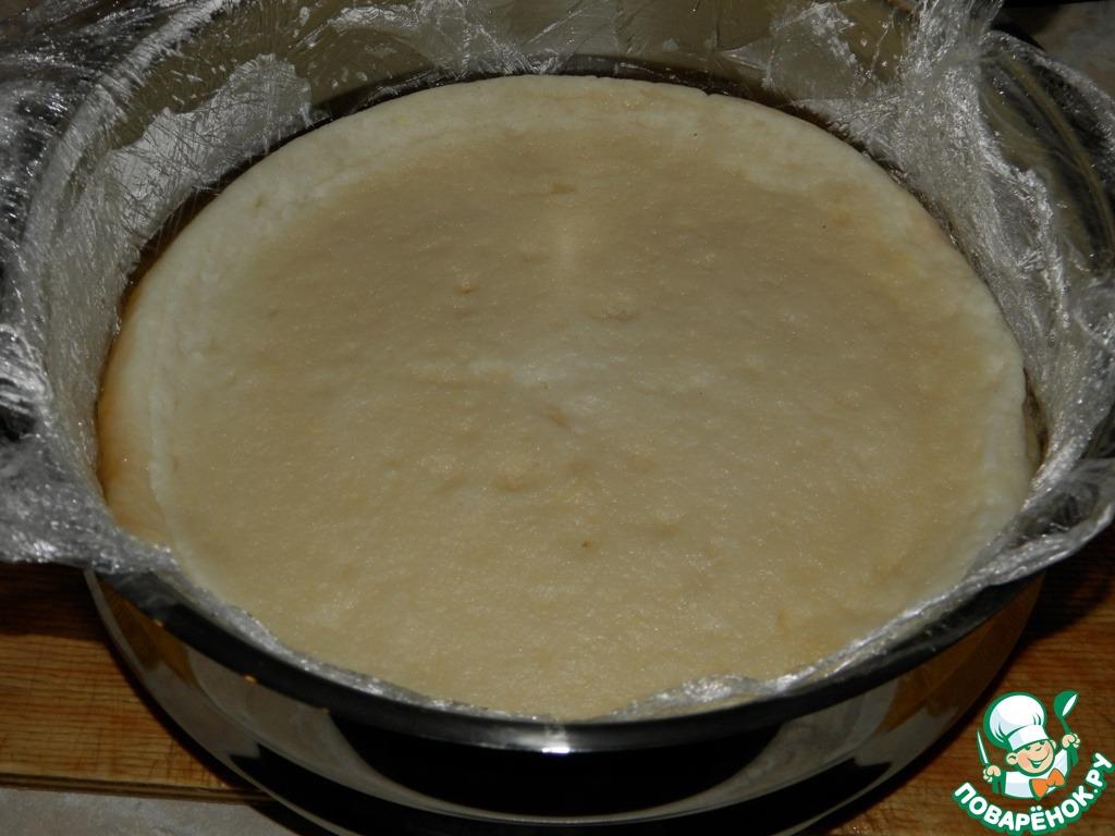 Пирожное в пароварке