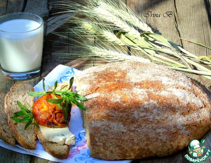 Рецепт: Хлеб Дорис Грант