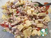 Белая лазанья с курицей и тимьяном ингредиенты