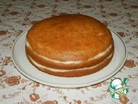 Безумный торт 2 ингредиенты