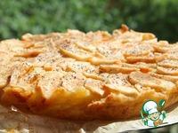 Яблочно-творожный пирог Оборванец ингредиенты