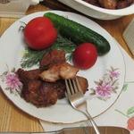 Соус Мрисса к запеченной свинине