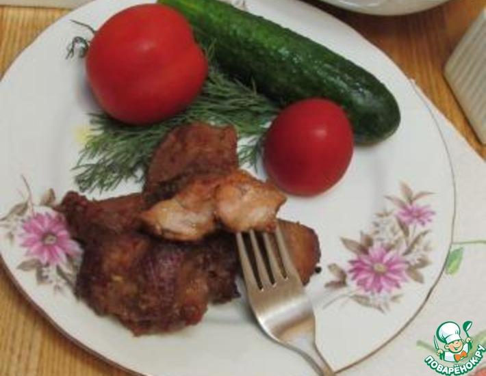 Рецепт: Соус Мрисса к запеченной свинине