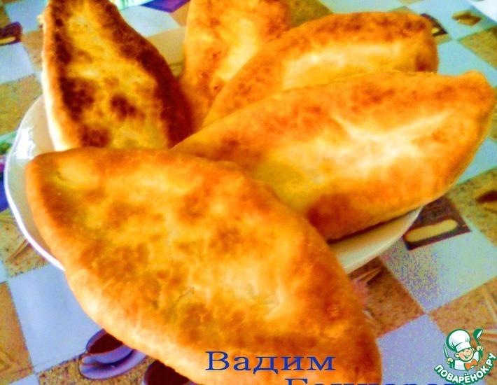 Рецепт: Воронежские лапти