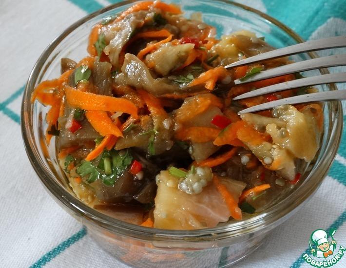 Рецепт: 8-часовые маринованные баклажаны