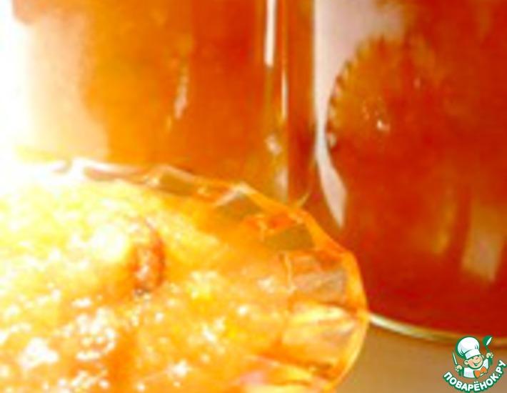 Рецепт: Изысканный грушевый джем