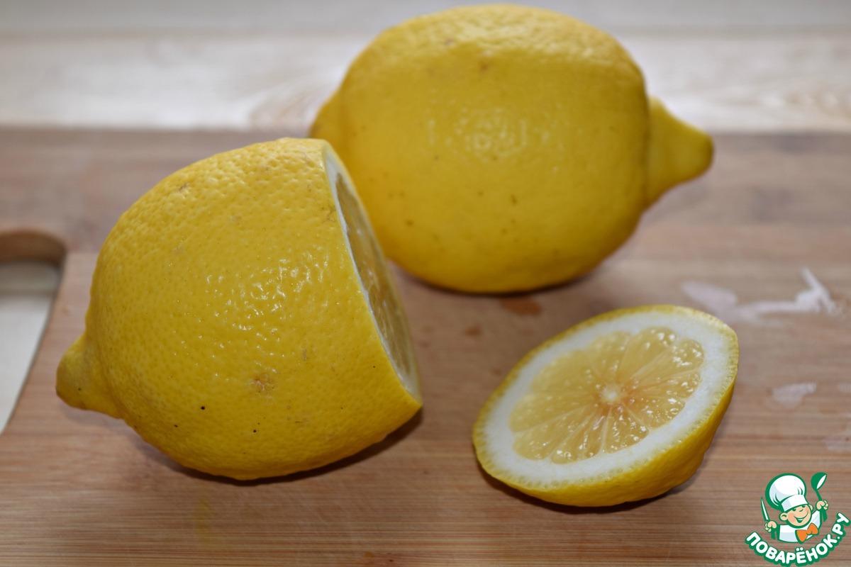 """Десерт """"Лимонная свежесть"""""""