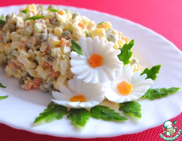 Рецепт: Салат Столичный