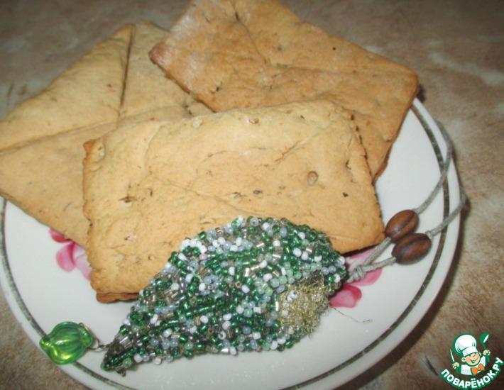 Рецепт: Эльфийский дорожный хлеб Лембас