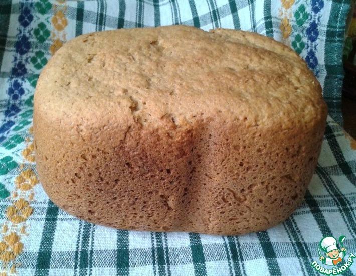 Рецепт: Хлеб По сусекам