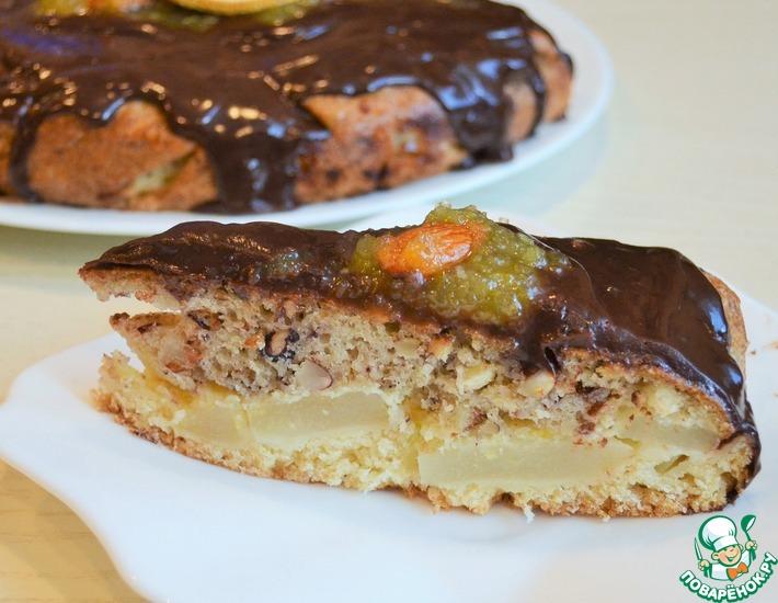 Рецепт: Пирог Свекровка