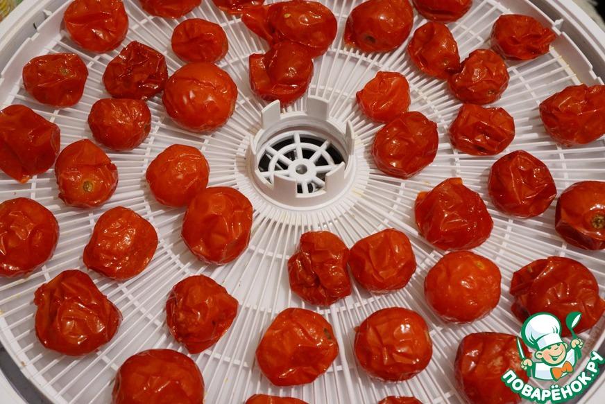 """Вяленые помидоры черри """"Десертные"""""""