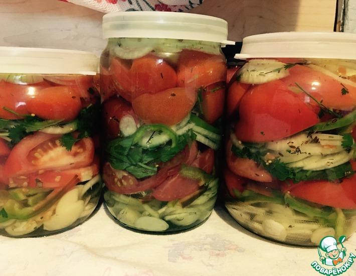 паукообразные помидоры по польски на зиму рецепт с фото некоторых виджетов, помещенных