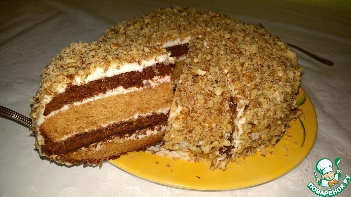 """Торт """"Сладкая жизнь"""""""