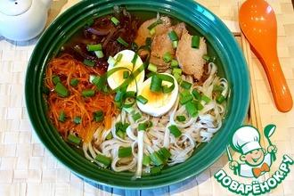 Рецепт: Суп Как в аниме