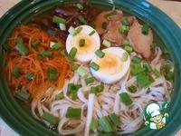 Суп Как в аниме ингредиенты