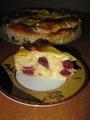 Запеканка-пирог Кружева
