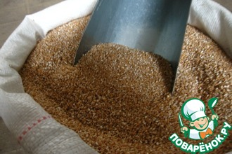 Пшеничная крупа, Полтавка или полтавская крупа
