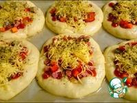 Пиццетте по-черкизовски ингредиенты