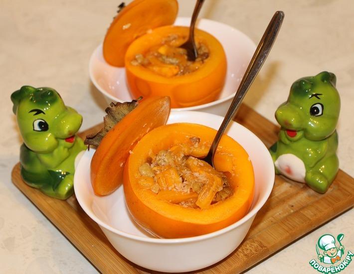 Рецепт: Десерт Сладкие горшочки