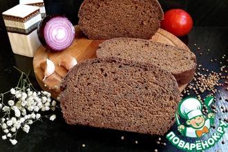 Рецепт: Хлеб а-ля бородинский Изысканный