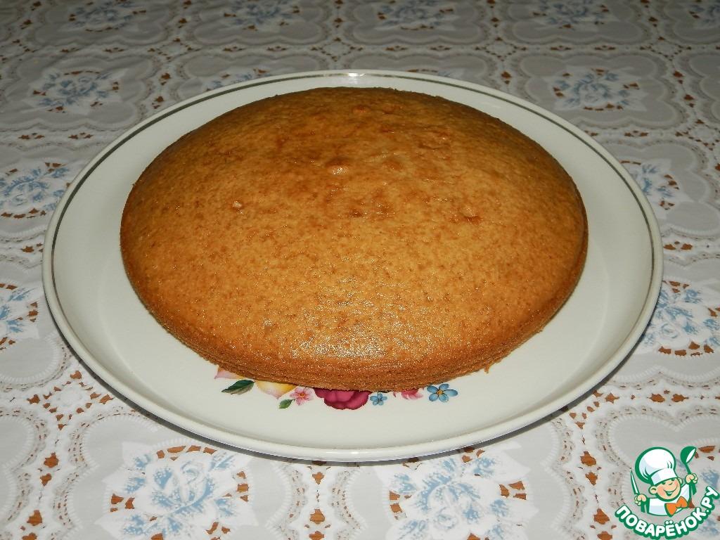 Торт из ничего