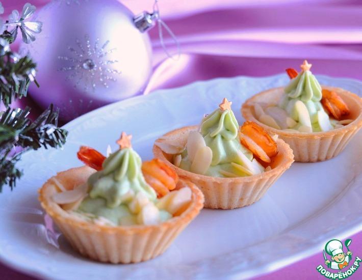 Рецепт: Закуска Лесная красавица