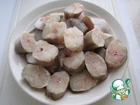 Рыба в маринаде на новый лад ингредиенты