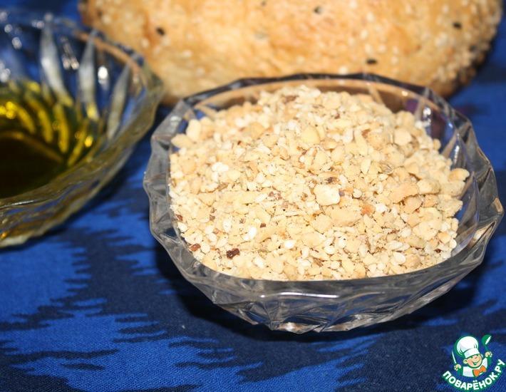 Рецепт: Ореховая смесь по-египетски Дукка