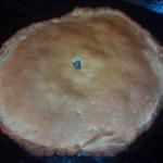 Пирог Необычный с сельдью