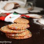 Норвежское рождественское печенье Порадуй близких