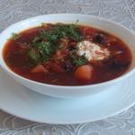 Мультиовощной суп с грибами (постный) – кулинарный рецепт