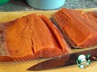 Биточки из красной рыбы ингредиенты