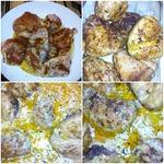 Курица в остром лимонном соусе – кулинарный рецепт