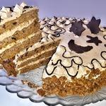Финиковый торт Арабская ночь