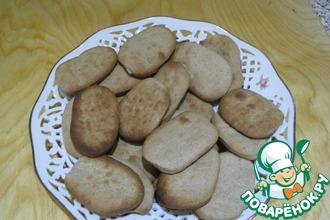 Рецепт: Печенье на рассоле