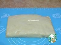 Закуска в тесте Отщипенцы ингредиенты