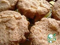 Пирожные пай с тыквой и хурмой ингредиенты
