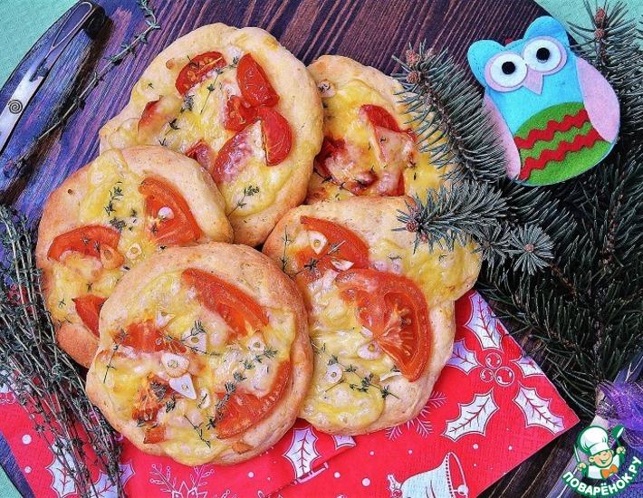 Рецепт: Лепешки Итальяно