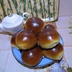 Сдобные булочки Чудо
