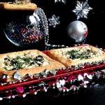 Слойки с сыром Рождественское утро