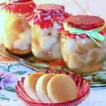Консервированные кексы в ромовом сиропе