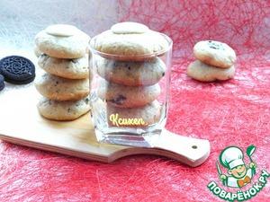 Шоколадное печенье на маскарпоне, пошаговый рецепт, фото, ингредиенты - tatyana