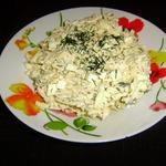 Сырно-морковный салат с репой – кулинарный рецепт
